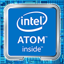 Intel® Atom™ badge