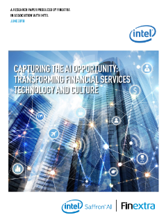 Capturing the AI Opportunity: Transforming Financial Services Technology and Culture