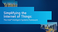 The Intel® Intelligent System Framework